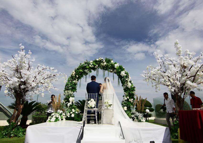 Cegah Korona, KUA Batasi Undangan Pernikahan Maksimal Dihadiri 10 Orang