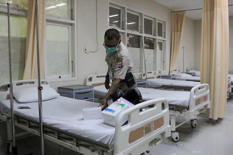 Pemkot Mataram Siapkan Rp 45 Miliar untuk Penangananan dan Pencegahan Virus Korona