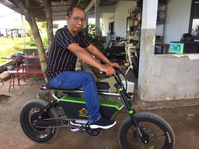 Bangga Ntb Mampu Buat Sepeda Listrik Lombok Post