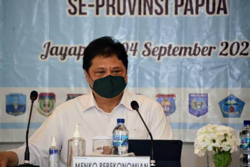 Target Penurunan Kasus Covid 19 di Papua Sebelum Pelaksanaan PON XX |  Lombok Post